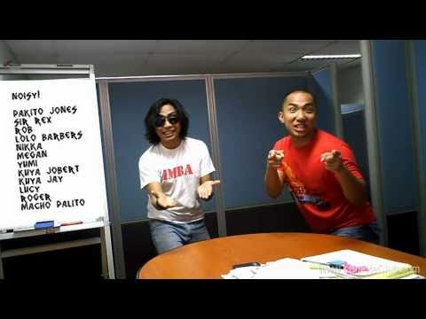 RUBY by SIR REX & PAKITO JONES with iFM DJs. (Duck Sauce - Barbra Streisand Parody)