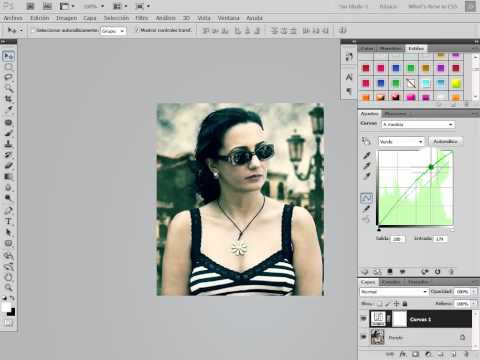 Tutorial Photoshop - Efecto Bellas Artes Profesional