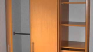 Como los como como hacer un closet de madera for Armar closet de madera