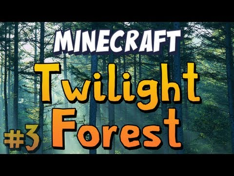 The Twilight Forest Part 3 - Penguins and Nagas