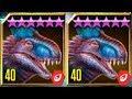 YUDON Max LEVEL 40 - Jurassic World The Game