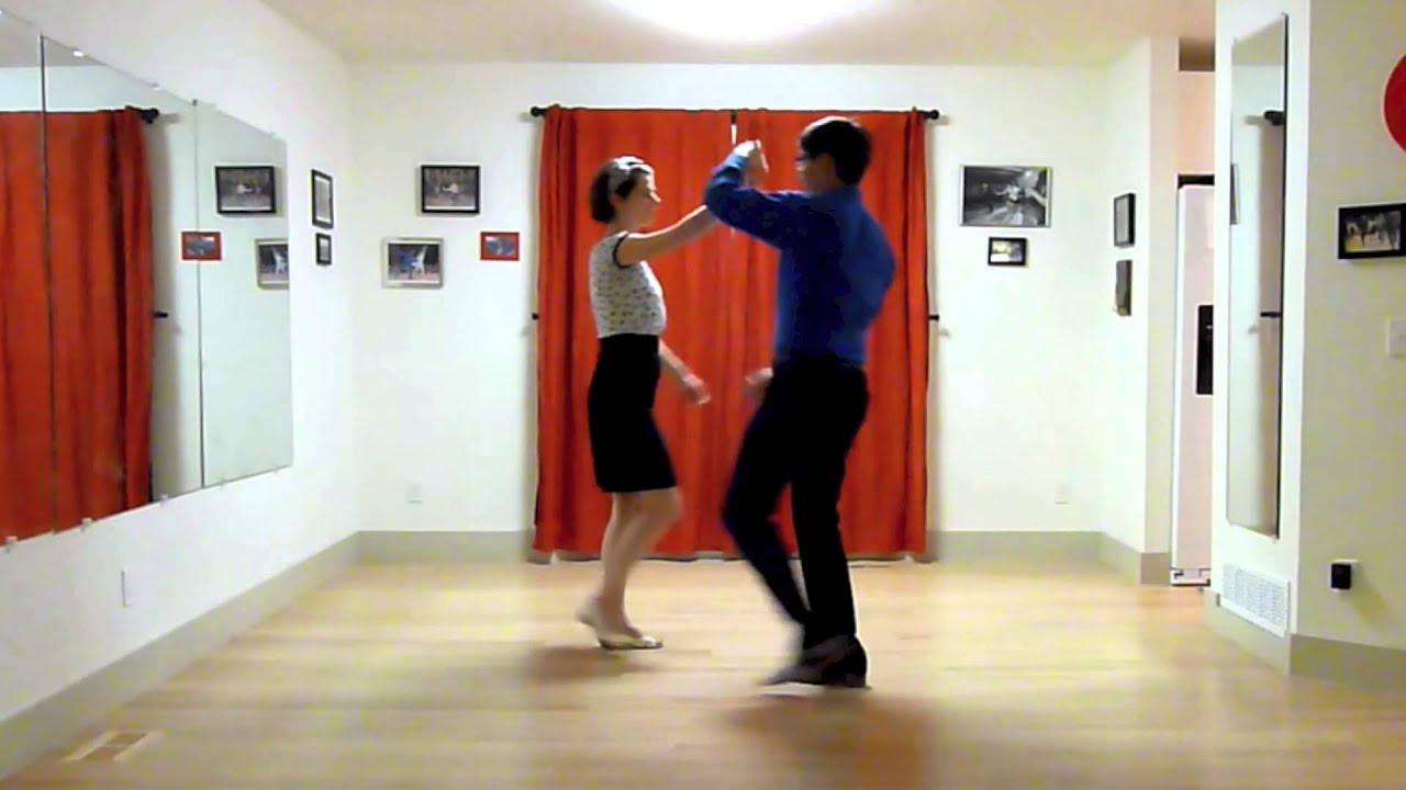 Learn to Swing Dance | Level 3 Lesson 1 (Lindy Hop) | Lindy Ladder