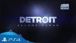Detroit: Become Human | Launch Trailer | PS4