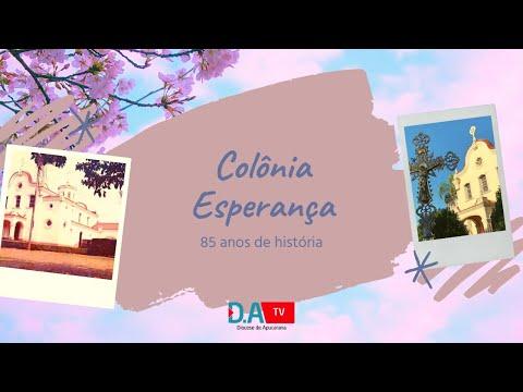 Documentário - Colônia Esperança 85 anos