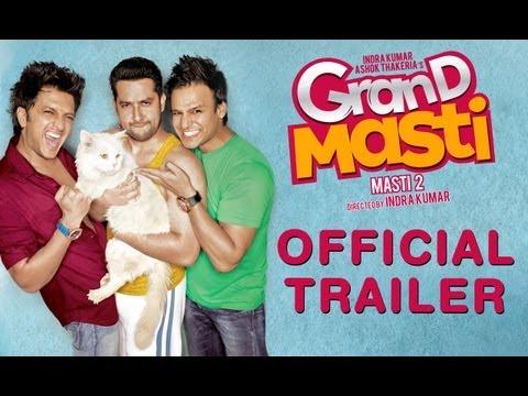 Grand Masti Trailer