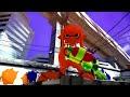 Фрагмент с конца видео E3 2014 - Teaser Trailer for Splatoon