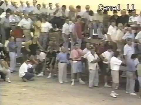 PEÑA DE BAIX 1992 - 1º BAR TONI