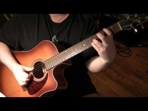 How to Play Nothing Else Matters on Acoustic