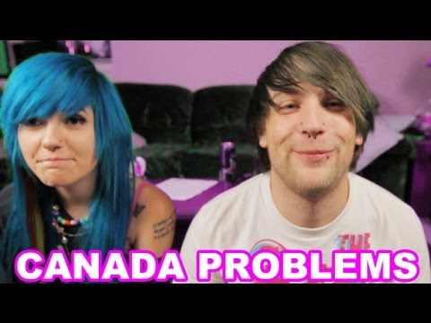 5 Canadian Problems