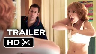 Blended Official Trailer (2014) - Adam Sandler, Drew Barrymore Comedy HD