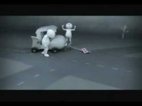 Vodafone Maps ad  Find Your Way  Funny Animated Vodafone Commercial  zoozoos  Vodafone cartoon ad -8MxJrN7wYg0