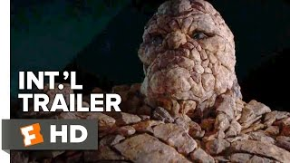 Fantastic Four Official International Trailer #1 (2015) - Miles Teller, Kate Mara Movie HD