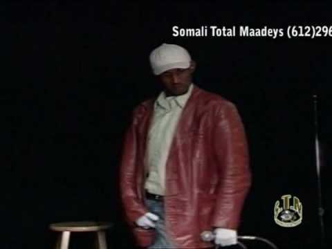 Somali Comedy Abdihakin Br Sheekoy Ku Nacay Stage#10 Part 1
