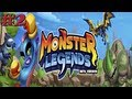 Monster Legends - Capitulo 2 - Varios monstruos de elemento magia