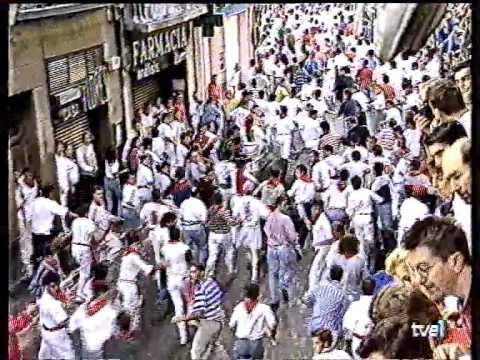 encierro 1994