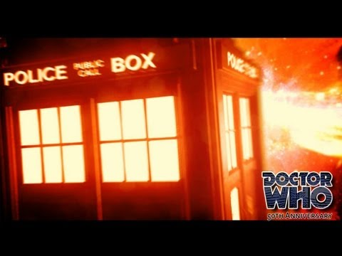 Doctor Who 2013 3DHD Cinematic Intro Sequence - Neonvisual.com