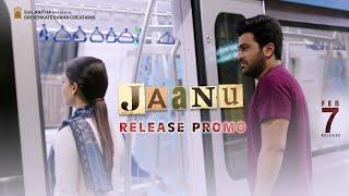 Jaanu Release Promo 1