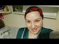 Фрагмент с начала видео Уха и жареная рыба цыганка готовит. Gipsy cuisine.