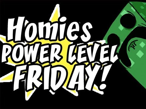 Homies Power Level Friday | HomieCraft Ep. 45 | Cow City