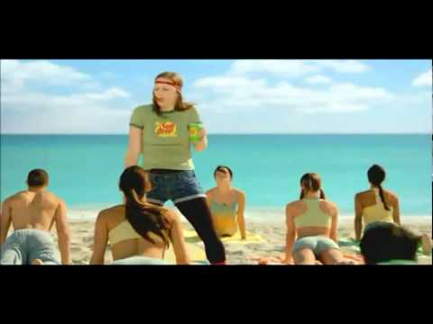 New Sun Drop Soda Commercial 2011 VERY FUNNY DANCING