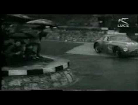 1951: la Mille Miglia passa ad Antrodoco