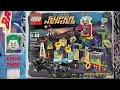LEGO DC Super Heroes Обзор Джокерленд 76035 на русском - Бэтмен Лего Супер Герои. Warlord Лего