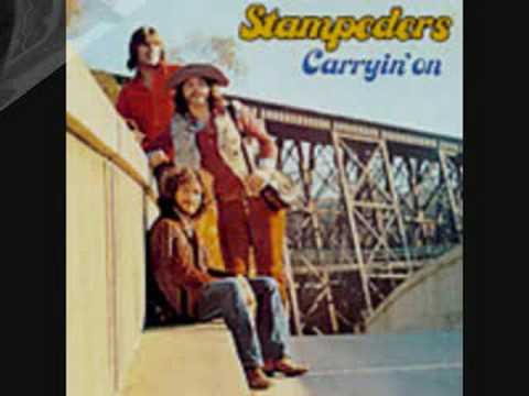 The Stampeders- Minstrel Gypsy