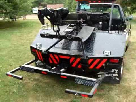 1990 Chevrolet Tow Truck Wrecker w/Wheel Lift Holmes - SOLD