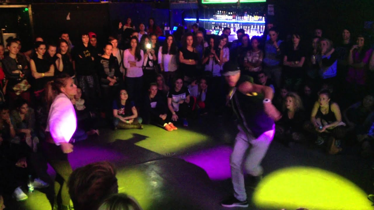 Dancehall International 2014 - 1/4 final Fraules vs Rudy (win)