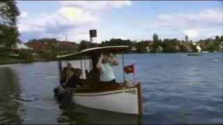 Dampfschiff Pauline auf dem Plöner See