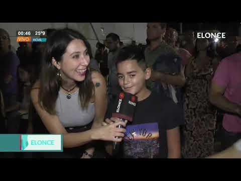 Fiesta de la Artesanía: Así vivió el público el show de Luciano Pereyra