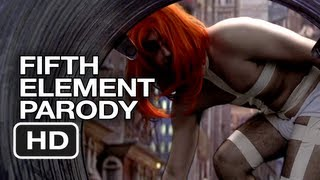 The Sixth Element (Fifth Element Parody) $400 Costume Contest Winner HD