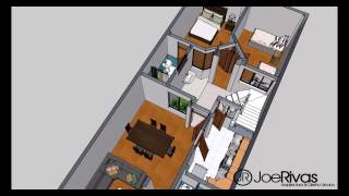 Youtube casa moderna minimalista m x m 220 for Casa moderna minimalista interior 6m x 12 50 m