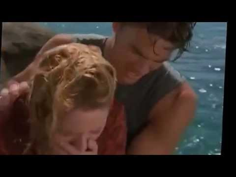 Baywatch S11E21 Jason (Jason Momoa) saves trapped submerged Terry CPR)