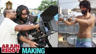 Arjun Reddy Making