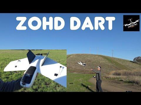 ZOHD Dart FPV Wing Review - UCKqpeIILaupg-SvrIstn-yA