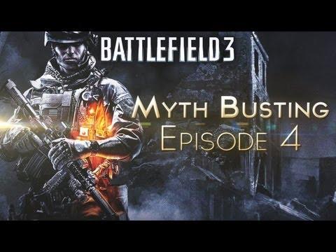 Battlefield 3 - Myth Busting Episode 4