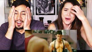DANGAL | Aamir Khan | Trailer Reaction by Jaby Koay & Achara Kirk!