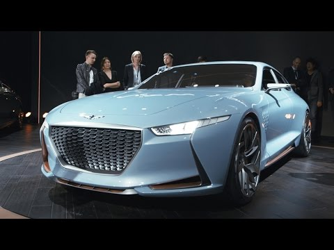 The Genesis concept is the best-looking surprise of the NY Auto Show - UCddiUEpeqJcYeBxX1IVBKvQ