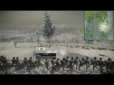 Napoleon Total War HD 2v2 #6 Spain & Sweden vs France & Prussia Synoptic Commentary