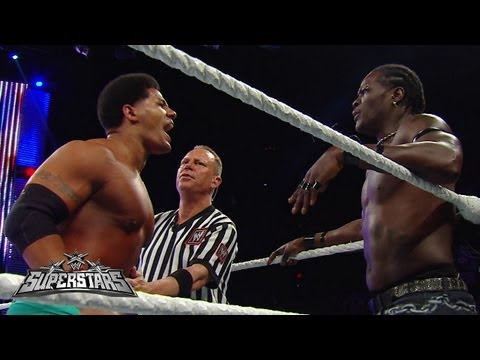 R-Truth vs. Darren Young: WWE Superstars, June 21, 2013