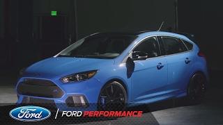 Ford представил фанатский Focus RS