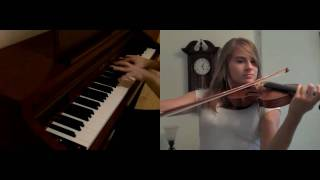 Final Fantasy VII Cid's Theme Piano and Violin (Collab with Verdegrand)