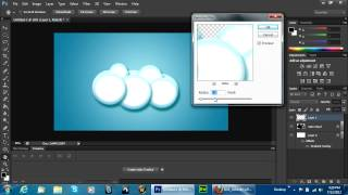Retro Photoshop Cloud Wallpaper Tutorial