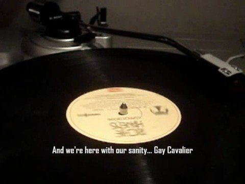 RICHIE HAVENS & PINO DANIELE - GAY CAVALIER (COMMON GROUND '