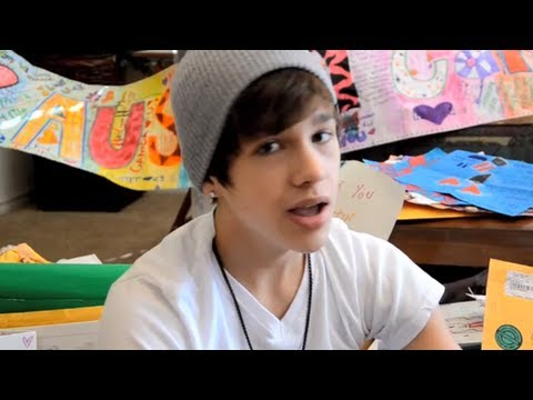 It will Rain - Bruno Mars music video cover - Austin Mahone