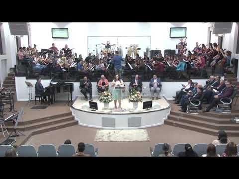 Orquestra Sinfônica Celebração - Harpa Cristã | Nº 36 | O exilado - 17 02 2019