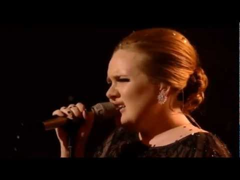 Adele - Someone like you (Live at the Brit Awards 2011)