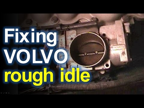 Volvo Rough Idle Problems (ETM issues) - how to fix