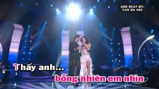 Nơi tình yêu bắt đầu karaoke  ( full beat )